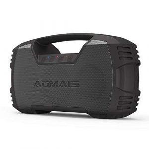 AOMAIS GO waterproof portable Bluetooth speaker
