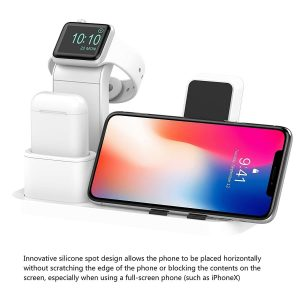 BEACOO Apple Watch & iPhone Charging Dock
