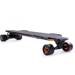 Buffalo Bluetooth controlled electric skateboard