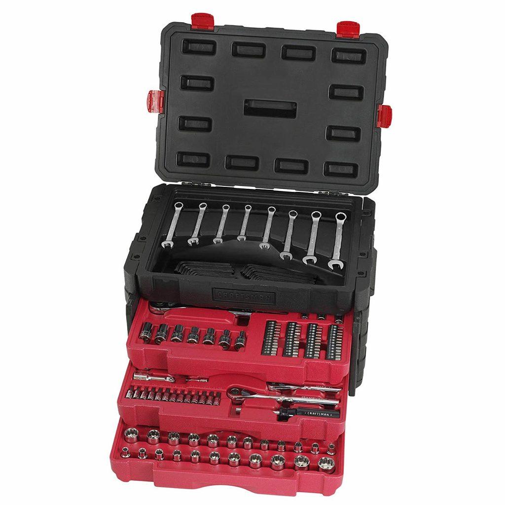 Craftsman 320-piece mechanics tool set