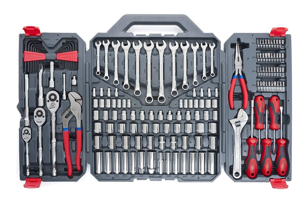Crescent CTK170CMP2 170 - piece mechanic tool set