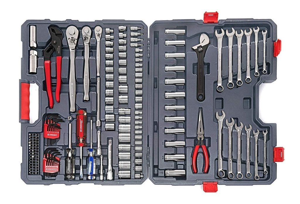 Crescent CTK170MPN 170 piece mechanic tool set