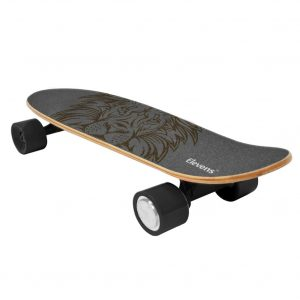 Elevens Hands-free electric skateboard