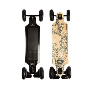 Evolve Bamboo GT series electric skateboards
