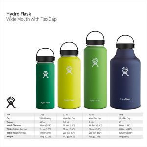 Hydro Flask 18 oz Double Wall Vacuum