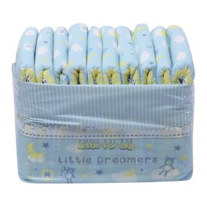 Littleforbig Printed Adult Brief Diapers Little Dreamers
