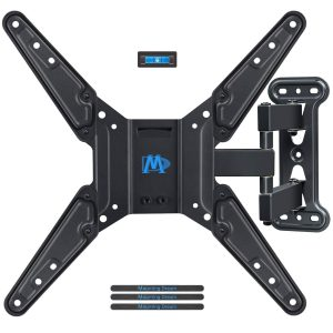 Mounting Dream MD2413-MX Full Motion 26-55 Inch TV Wall Mount