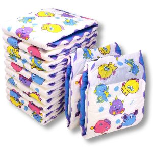Rearz - Lil' Monsters - Adult Diapers for ABDL