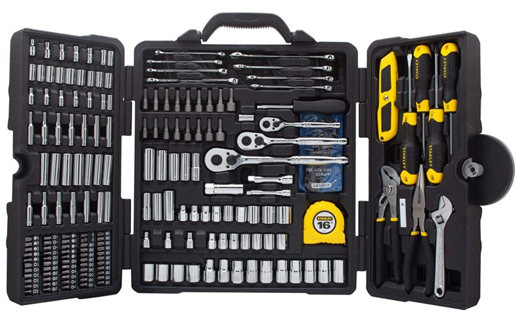 Stanley STMT73795 mixed tool set 210 piece