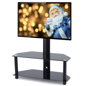 TAVR TW1001 TV Stand with Swivel Mount