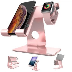 ZVEproof iPhone & Apple Watch Charging Station Stand