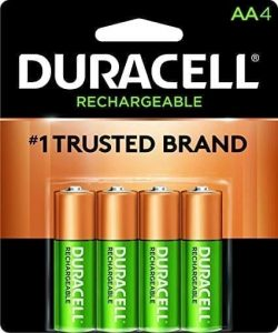 Duracell - Rechargeable AA Batteries
