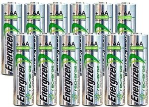 Energizer AA Rechargeable batteries NiMH 2300 mAh