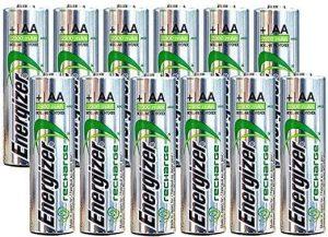 Energizer AA Rechargeable batteries NiMH 2300 mAh