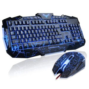 Gaming Keyboards with Mouse