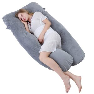 Meiz U Shaped Pregnancy Body Pillow