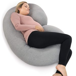 PharMeDoc Pregnancy C shaped Pillow