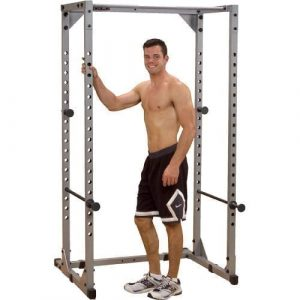 PowerLine Body-Solid Power Rack