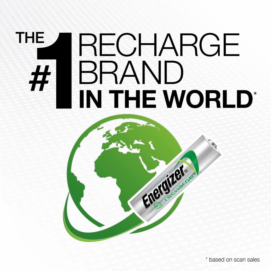 Top 10 Best Rechargeable AA Batteries in 2019 – Buyer's Guide