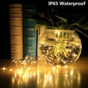 Sunlitec solar 100 LEDs Starry String Lights