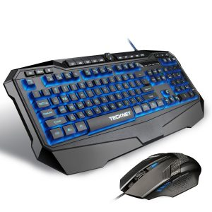 TeckNet Gaming Keyboard and Mouse Gryphon Pro