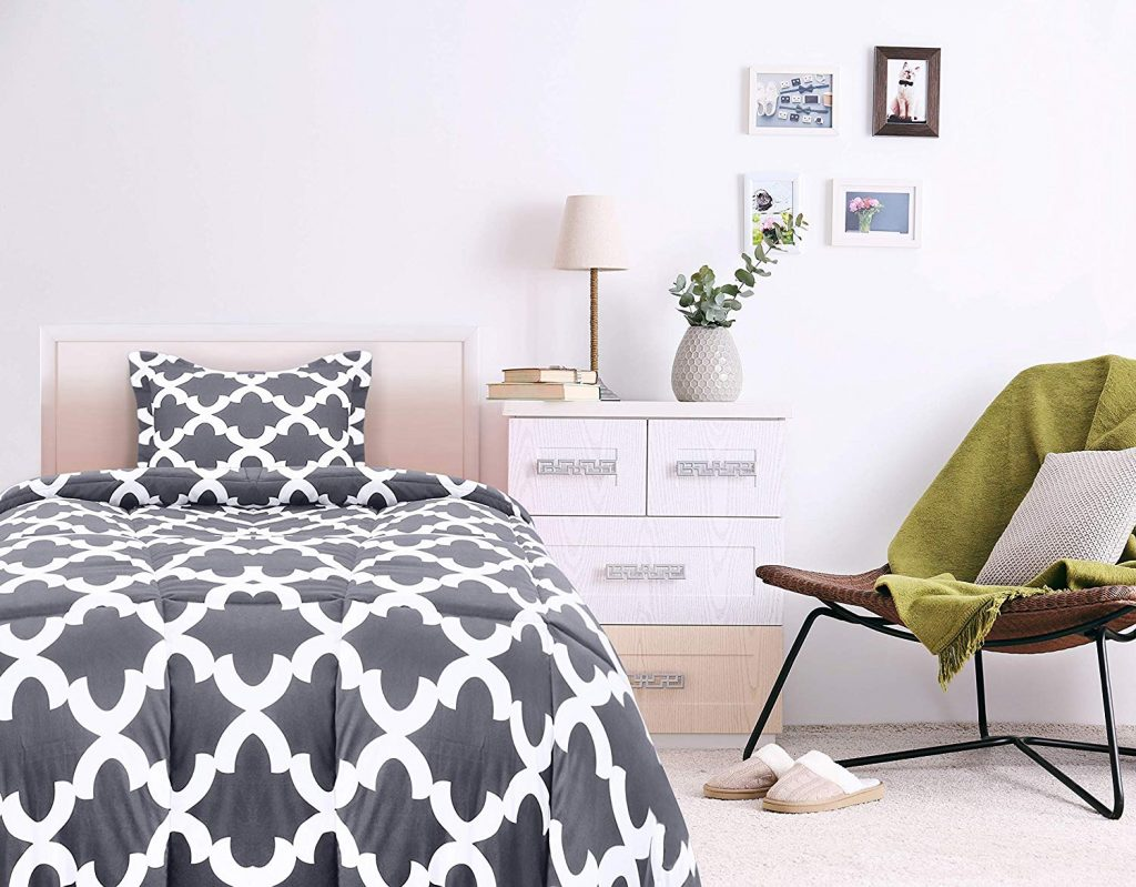 Top 10 Best Twin Comforter Sets in 2019 – Buying Guide