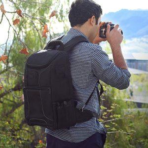 USA GEAR Digital SLR Camera Backpack