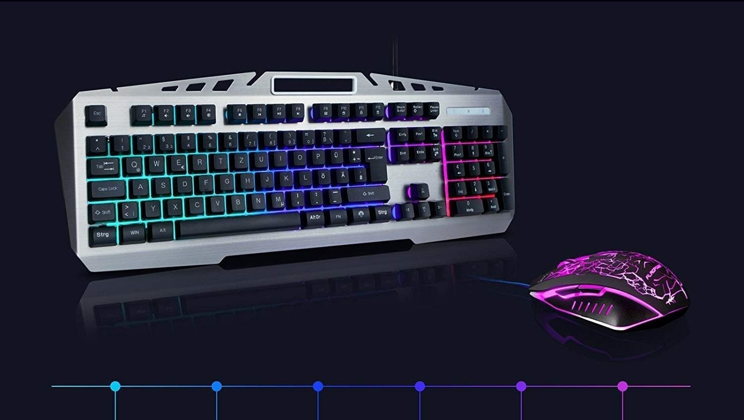 Top 10 Best Gaming Keyboard and Mouse in 2019