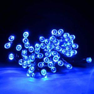 lychee Solar powered Fairy string light
