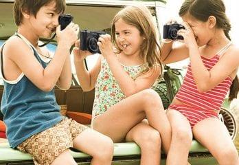 Digital Camera for traveling