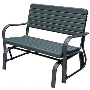 Sundale Outdoor Glider Bench