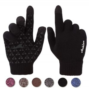 Achiou Touchscreen Gloves