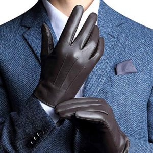 Harrms Genuine Leather Gloves