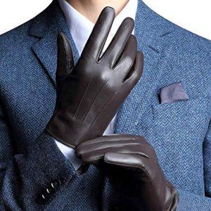 Harrms Genuine Leather Gloves