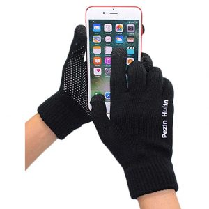 Unisex Knit TouchScreen Gloves