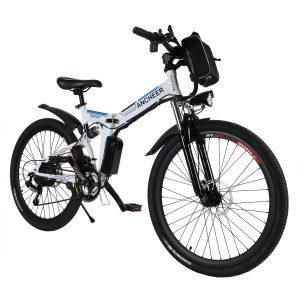 ANCHEER Power-Plus Electric Mountain Bike