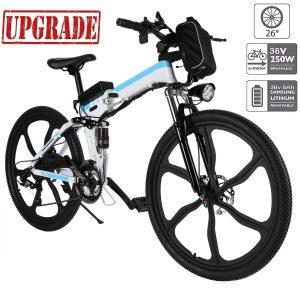 Aceshin Electric Mountain-Bike