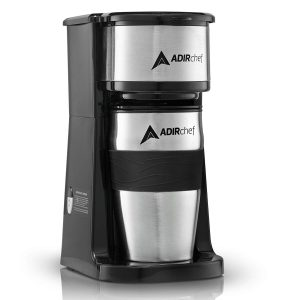 AdirChef Grab N' Go Personal Coffee Maker