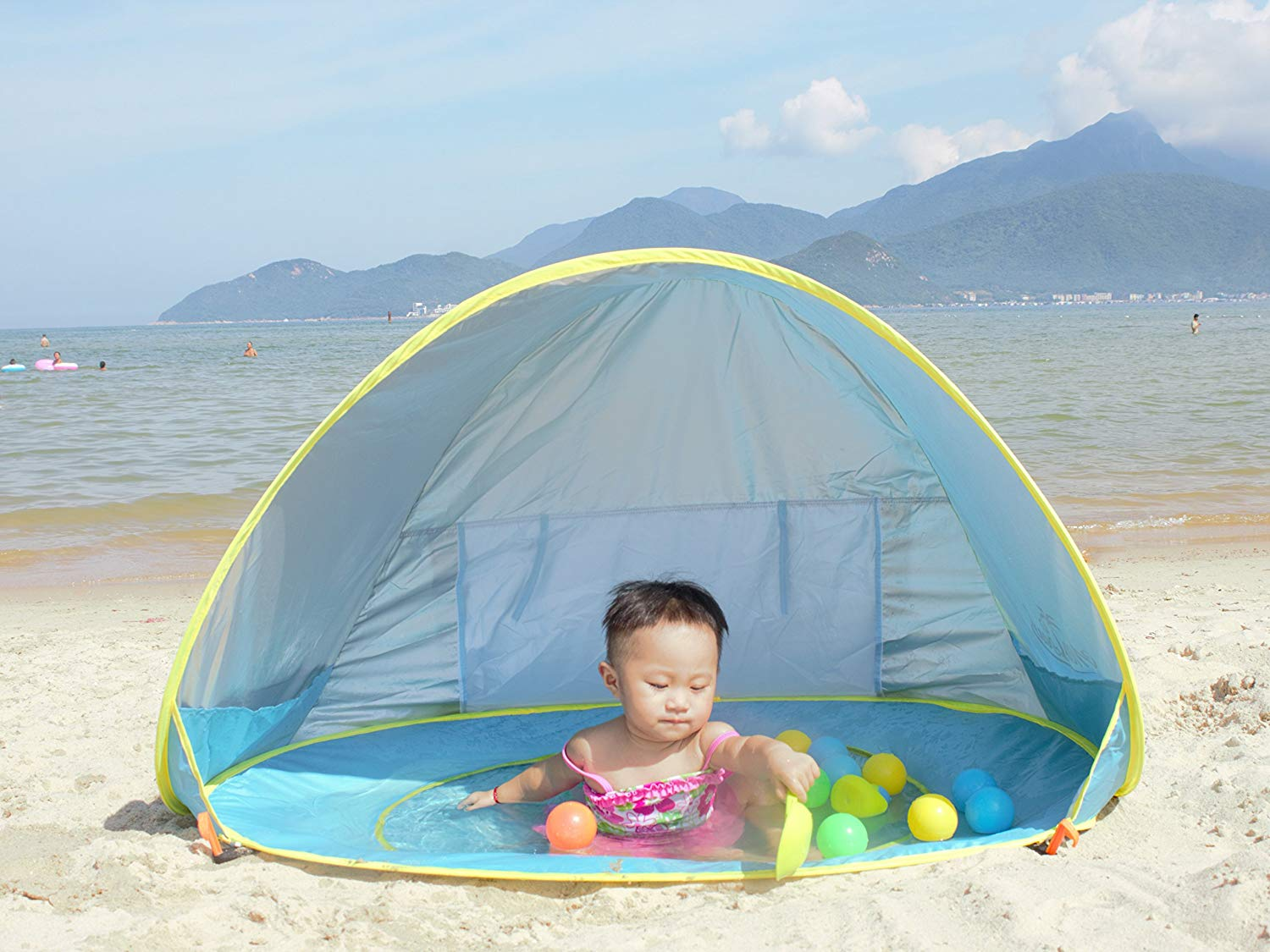 10 Safest Baby Beach Tents for Holiday | Reviewed 2019