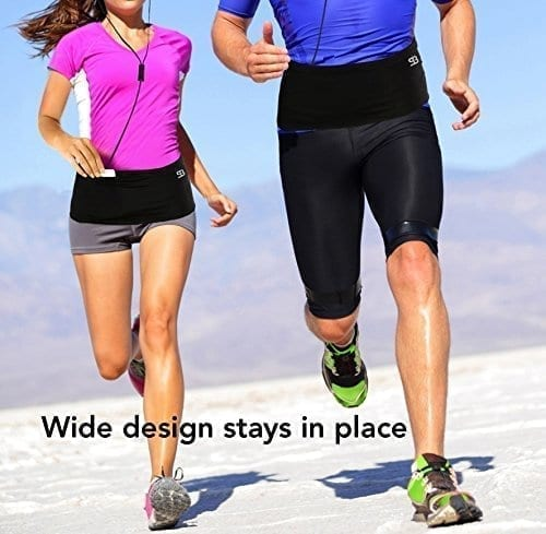Best Comfortable Running Belts for Hands-Free Workout | Reviewed 2019