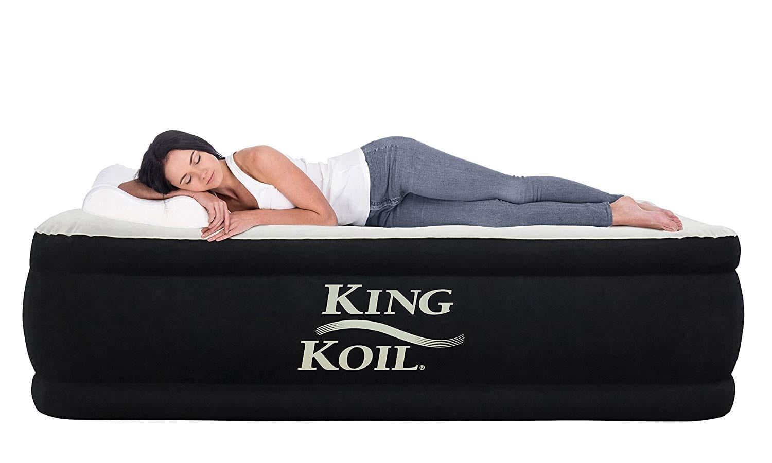 King Koil Raised Airbed (Queen Size)