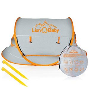 LionBaby Portable Baby Beach Tent