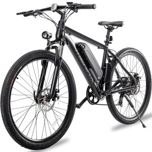 Merax Aluminum Electric Mount Bike