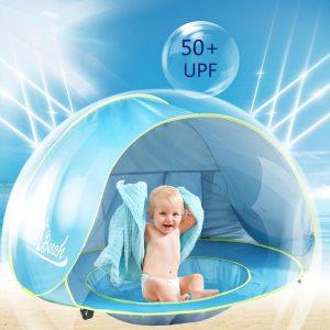Monobeach UV Protection Baby Beach Tent