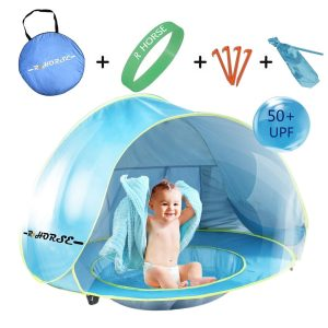 R HORSE Baby Beach Tent