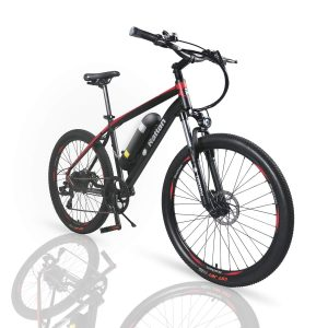 Rattan Shimano Electric Mountain Bike