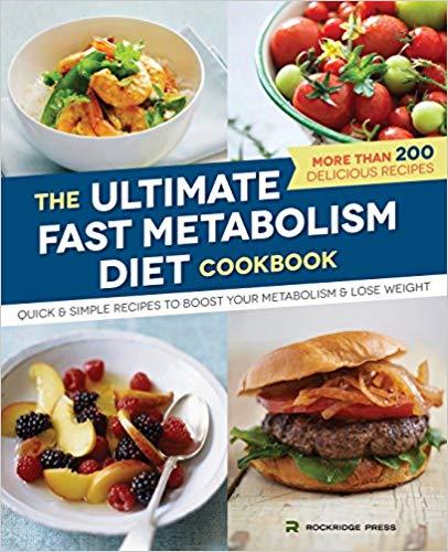 Rockridge Press - The Ultimate Fast Metabolism Diet Cookbook