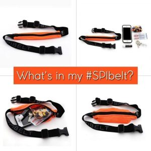 SPIbelt Running Belt: Adult Original Pocket - No-Bounce Running Belt Runners