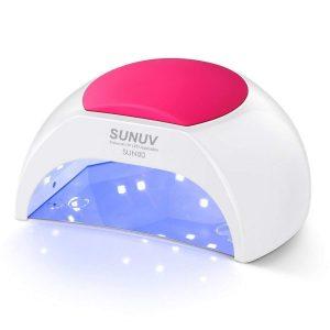 SUNUV LED Nail Lamp 48W