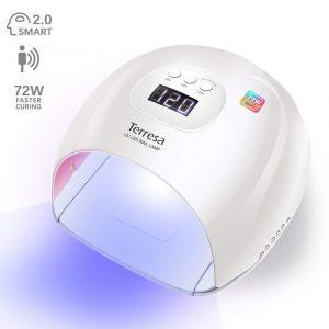Terresa LED Nail Lamp Upgraded 72W